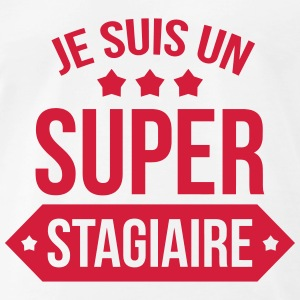 super-stagiaire-collegue-stage-bureau-tee-shirts-t-shirt-premium-homme